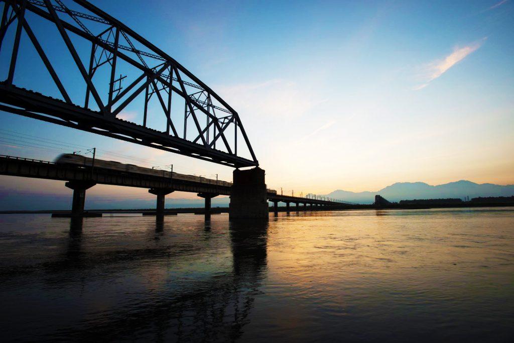 台灣山岳雜誌-木瓜溪橋